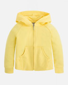 Strass Pullover Yellow