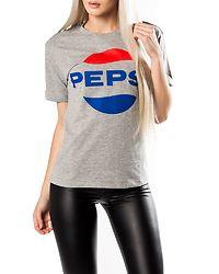 Sweet Pepsi Tee Grey