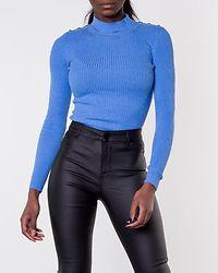 Kamille Button Pullover Knit Marina