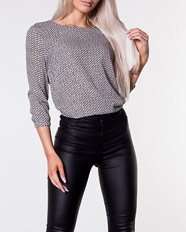 Chanelle Blouse Patterned