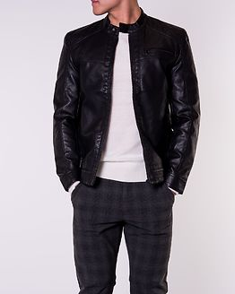 Al Jacket Black