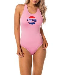 Sweet Pepsi Swimsuit Pink