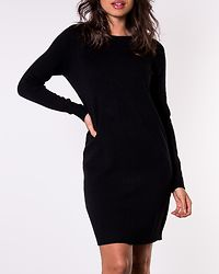 Ril Knit Dress Black
