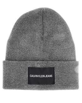 Calvin Klein Jeans Beanie Mid Grey Heather