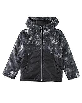 Mang Jacket Black
