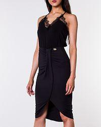 Mauritius Wrap Skirt Black