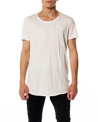 Ebas Tee U-Neck Cloud Dancer
