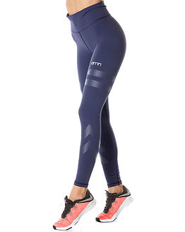 Navy Tribe Tights