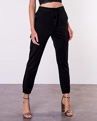 Poptrash Cargo Belt Pant Black