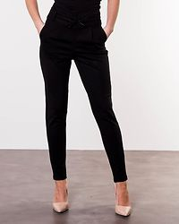 Power Poppy Pants Black