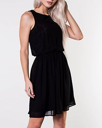 Mia Lace Dress Black