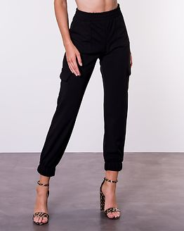 Nupa Pants Black