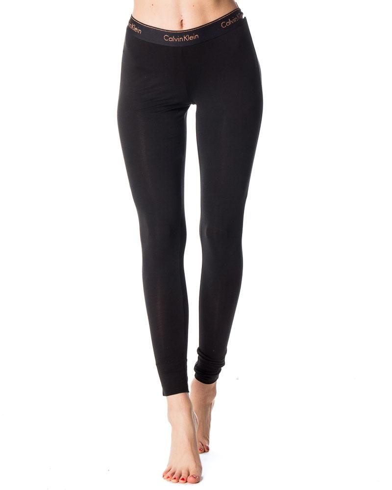 3ef818d9dd935 Calvin Klein Underwear, Legging Black/Stencil Logo/Rose Gold Glitter |  Women's Lounge- and sleepwear | HOUSEOFBRANDON.COM