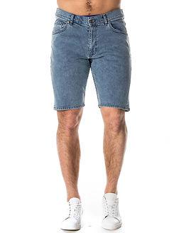 Denim Shorts Washed Blue