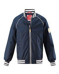 Soft Jacket Aarre Navy
