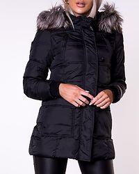 New Ottowa Nylon Coat Black