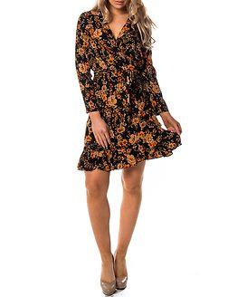Limon Dress Black Bloom