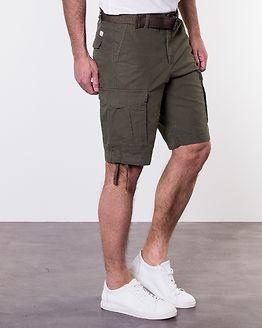 Anakin Cargo Shorts Olive Night