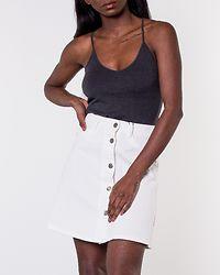 Sunny Short Skater Skirt Bright White