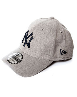 39Thirty Heather New York Yankees Grey/Navy