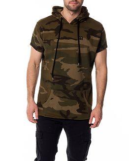 Bronx T-Shirt Hoodie Military Camo