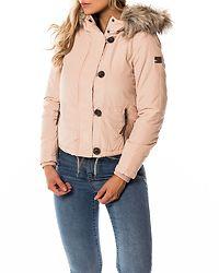 Peyton Short Jacket Cameo Rose