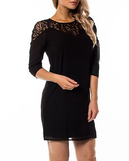 Bekida Lace Dress Black