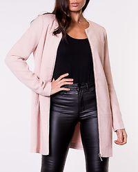 Katharina Spring Coat Rose Smoke