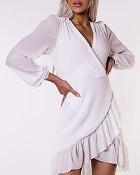 Andrea Dress Cloud Dancer