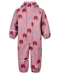 Rainwear Suit Elephant Rose