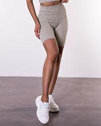 Eve Shorts Mineral Gray