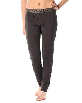 Dual Tone Pant Black