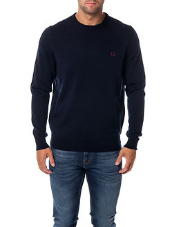 Classic Crew Neck Dark Carbon