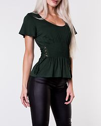 Palermo Top Emerald Green