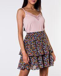 Misha Short Skirt Night Sky/Neon Summer