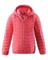 Float Down Jacket Neon Pink
