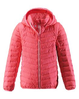 Float Down Jacket Neon Pink