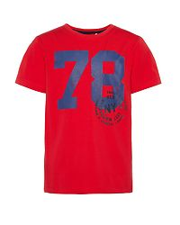 Ted Top Camp True Red