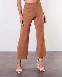 Marah Knitted Trousers Camel