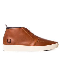 Shields Mid Leather Tan