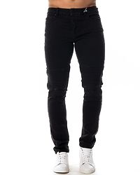 Spun Biker 9069 Black Denim