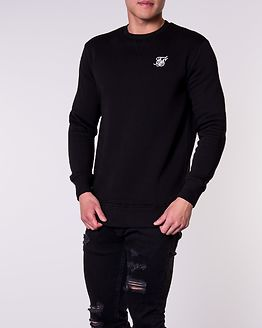 Crew Sweat Black