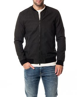Julius Bomber Jacket Black