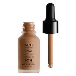 Total Control Drop Foundation -meikkivoide 15.5 Cinnamon