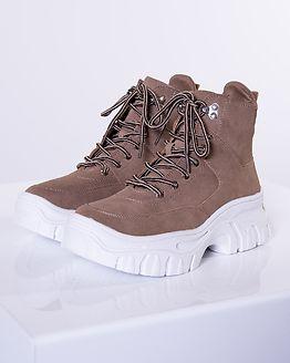 Edie Boots Beige