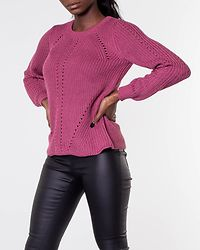Napoli Pullover Rose Wine
