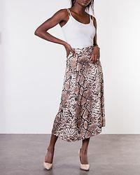 Celinen Midi Skirt Almond Milk/Snake