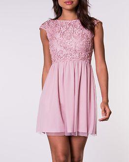 Ayla Dress Dusty Pink