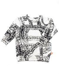 Sweater Letti Black/White