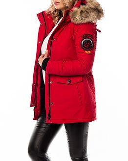 Ashley Everest Red